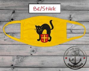 Gelb-Katze